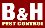 B and H Pest Control
